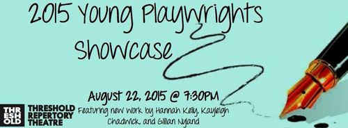 2015 Young Playwrights Program