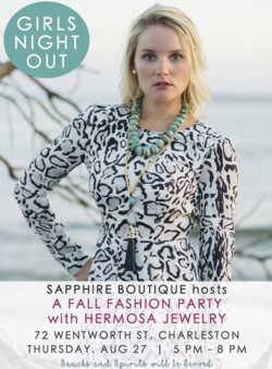 Sapphire Boutique Girls Night Out