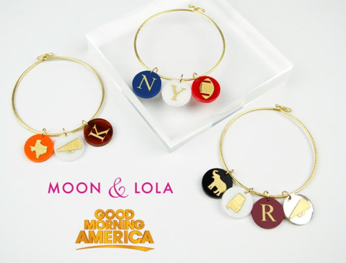 Moon and Lola Good Morning America
