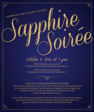 Sapphire Soiree