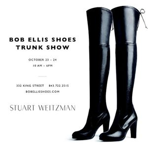 Bob Ellis Shoes Stuart Weitzman