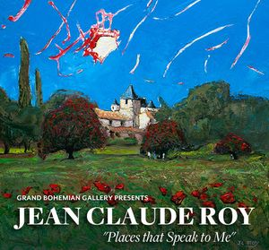 Jean Claude Roy Places That Speak To Me