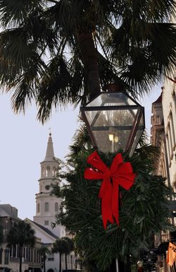 Christmas Charleston King Street