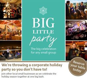 Harbour Club Big Little Party