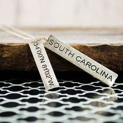 HandPicked State Coordinate Necklaces