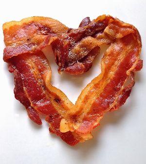 Bacon-heart-Ted's Butcherblock