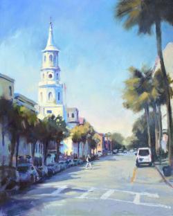 Crossing Broad by Mary Hoffman
