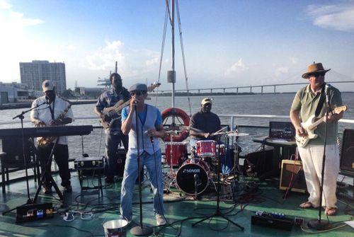 Charleston Harbor Tours Blues Cruises