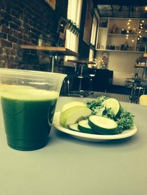 Go Green and Healthy at Whisk