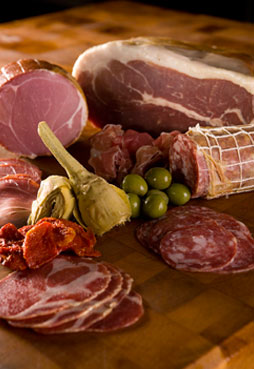 Ted's Butcher Shop Selection