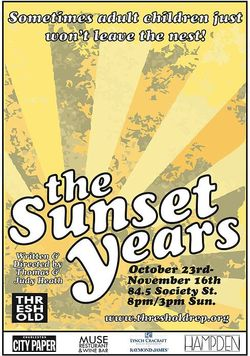 Threshold Repertory Theatre The Sunset Years