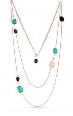 Roberto Coin Black Jade Necklace