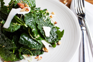 Star's Restaurant Kale Salad