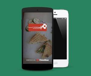 Persimmon Cafe Phone App