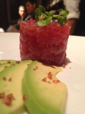 Oku Tuna Sushi Restuarant Week Jan 2015