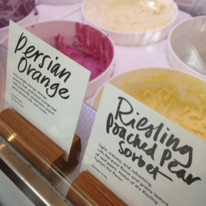 Jeni's Colorful Spring Flavors