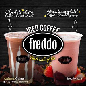 Freddo Iced Coffee