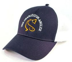 Charleston Angler logo hat