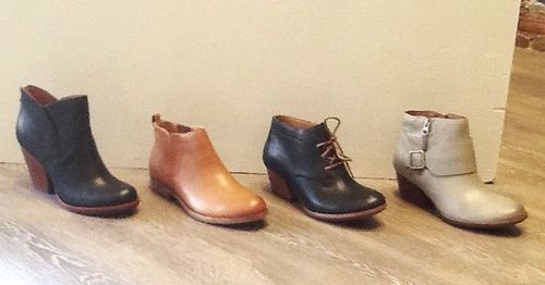 Kork-Ease Booties