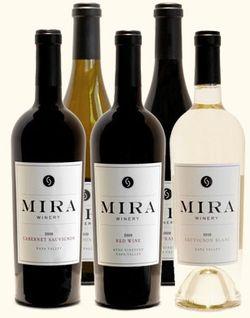 Mira Winery Wines