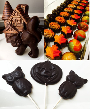 Christophe Artisan Chocolatier Halloween Chocolates