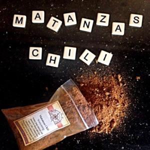 Matazanas Chili
