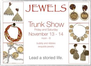 Ibu Jewels Trunk Show
