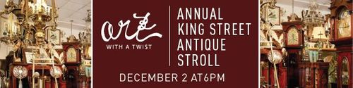 Gibbes Museum King Street Antique Stroll