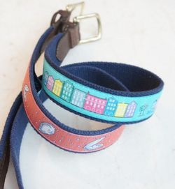 Charleston Krewe Belt