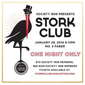 Society 1858 Stork Club