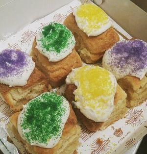 Callies Mardi Gras Biscuits