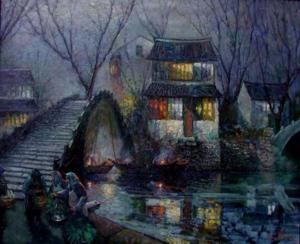 Christopher Zhang Moon Light