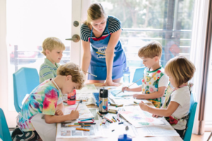 Gibbes Summer Art Camp