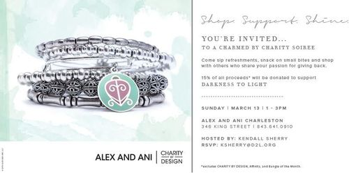 Alex Ani Charmed By Charity