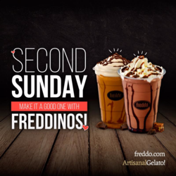 2nd Sunday Freddinos
