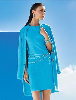 St. John Knit Dresses