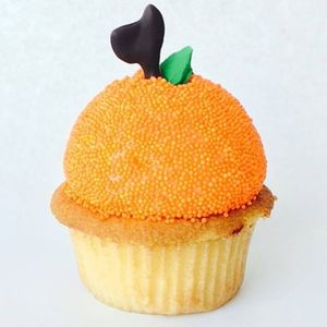 Cupcake DownSouth Spreading Orange Love for Orlando