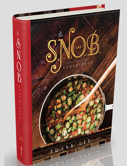 Chef Frank Lee And Hall Family Release New Cookbook The Snob