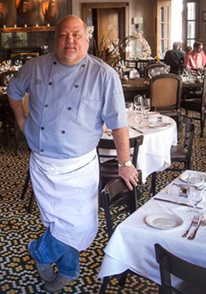 Barony Tavern is the brain child of Chef Robert Carter, who is well known for his work at Rutledge Cab Co. and Peninsula Grill.