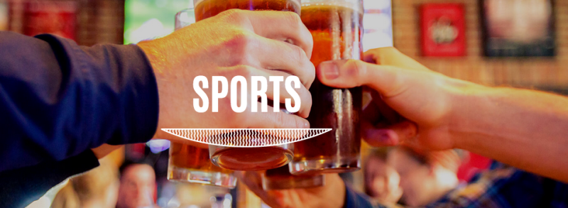Carolina Ale House. Our motto is food, sports and fun!