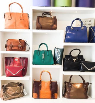 Charleston Bag Company purses