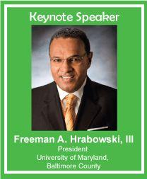 Keynote Speaker Freeman Hrabowski