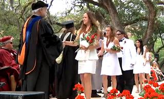 CofC graduation