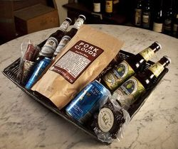 Ted's Butcherblock Craft Beer Basket2