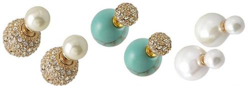 HandPicked Peek-A-Boo Earrings