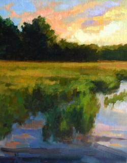 Molasses Creek by Susan Durband