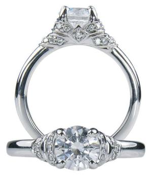 Forevermark Engagement Ring