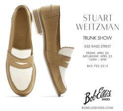 Stuart Weitzman Trunk Show