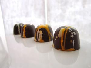 Christophe Artisan Chocolatier Chocolate Rum Raisin Truffle
