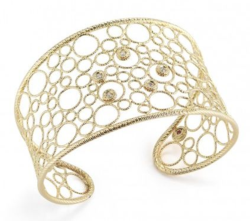 Roberto Coin Diamond Cuff